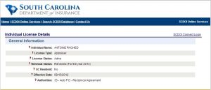 South-Carolina-Car-Appraiser-License